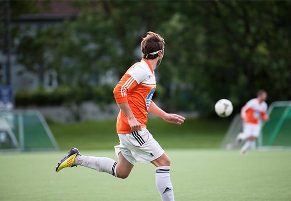 Dynamo Mjøsa [1 - 3] Brosundet