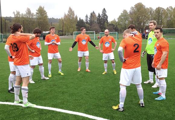 FK Brosundet [3 - 1] Kjelsås 3